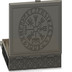 Pic4.PNG Download STL file Dice Box with Built In Tower • 3D printing design, coopdh