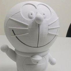 erfd.jpg Download free STL file 86Duino Doraemon / 哆啦A夢 / ドラえもん • 3D print object, 86Duino