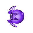 1117_xpider_v1.stl Download free STL file Xpider-- code name Ballsy • 3D printing object, Roboeve