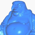 hclose.png Download free STL file Hawk Buddha (Animal Collection) • Template to 3D print, ToaKamate