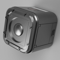 gopro.PNG Download free STL file Dummy GoPro Session • Model to 3D print, corristo25