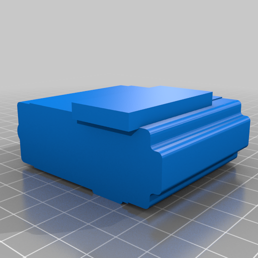 magwell_blank_with_tab.png Download free STL file .223 AR15/M4 mag 15 rnd Speedloader • 3D printable template, cultscnlson