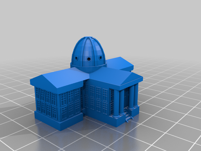 Player2-Piece2.png Download free STL file Cathedral Board Game v2 • Template to 3D print, Hardcore3D