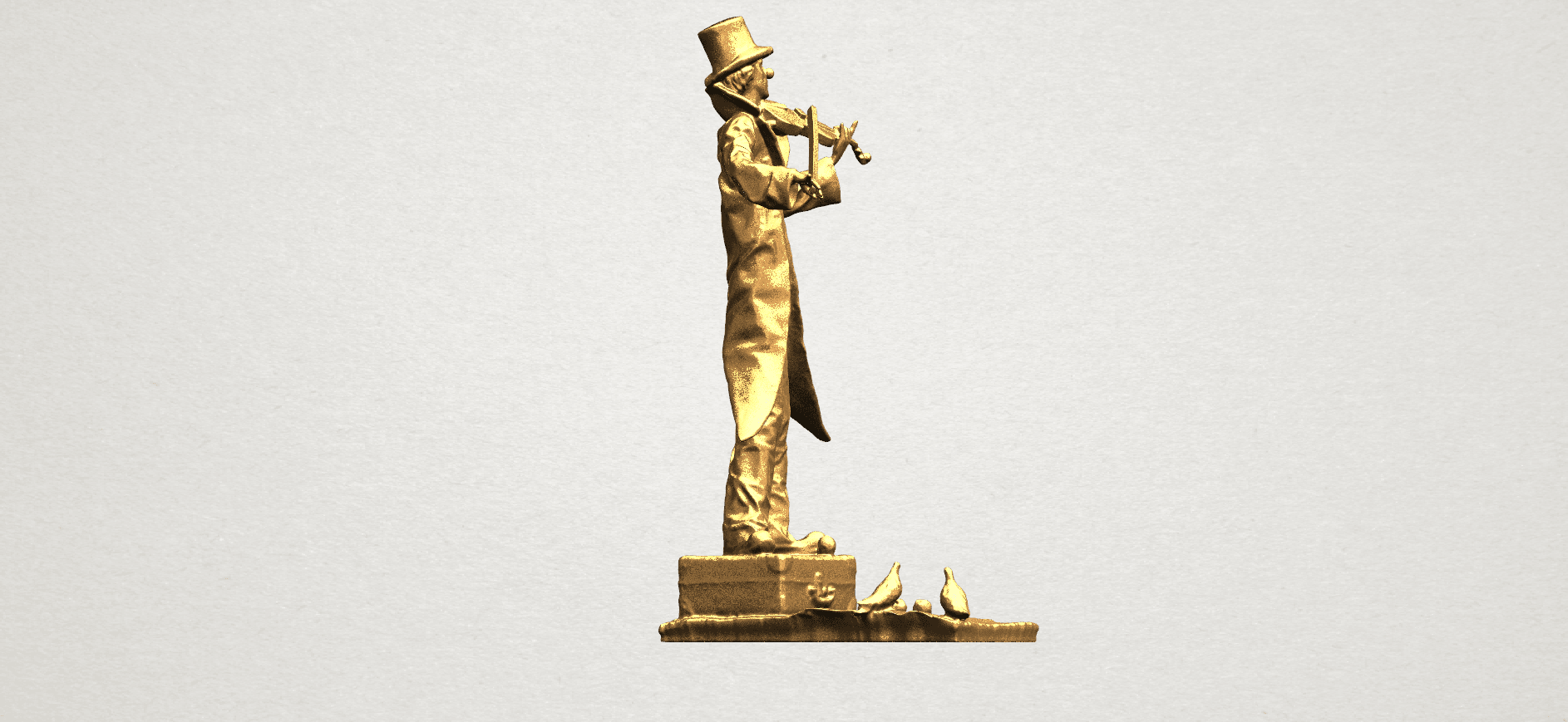 Play Violin A07.png Download free STL file Play Violin • 3D printable model, GeorgesNikkei