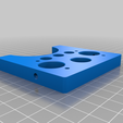 Spindle_holder_top_part1.png Download free STL file 3018 upgraded X and Z-axis • 3D printer template, Snakedad