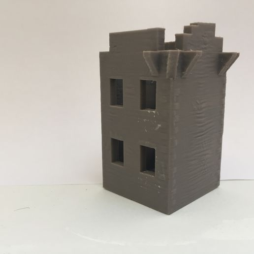 IMG_2151.JPG Download STL file Crohy Tower • 3D printing design, Donegal3D