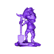 goblin_final_color.stl Download STL file master collection of 7 figurines • 3D printer object, tutus