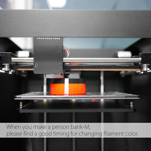 bank_M4.png Download free STL file Person Bank-M • 3D printable template, Eunny