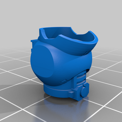 MK8_torso_with_indents.png Download free STL file Firstborn Torsos MK 8 Blank • 3D print object, BaconZeke