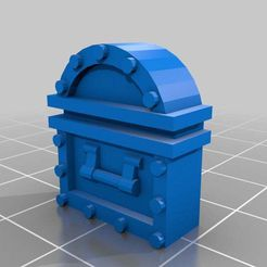 heroquest_-_treasure_chest_.jpg Download free STL file Heroquest - Treasure Chest • 3D printing design, onebitpixel