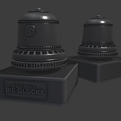 bell_photo.png Download STL file DIE GLOCKE • Object to 3D print, sebastianwoszczyk