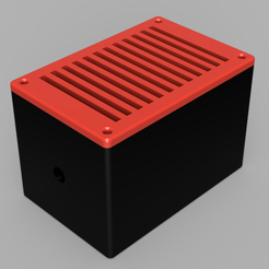 Elektronikbox.png Download free STL file Small electronic enclosure • 3D printing object, vitaly12