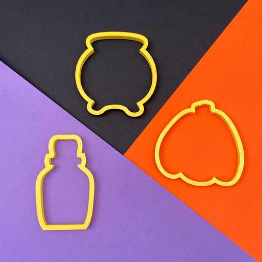 WhatsApp-Image-2021-10-13-at-3.49.31-PM-1.jpeg Download STL file Halloween Cookie Cutters • 3D printable design, Bren_SA