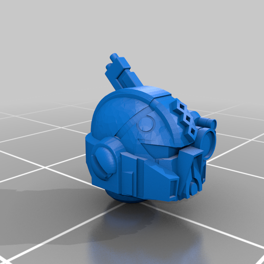 GueRonVesa_Apothecary_Head_5.png Download free STL file Gue'Ron'Vesa - Apothecary Upgrade Kit • 3D print template, El_Mutanto