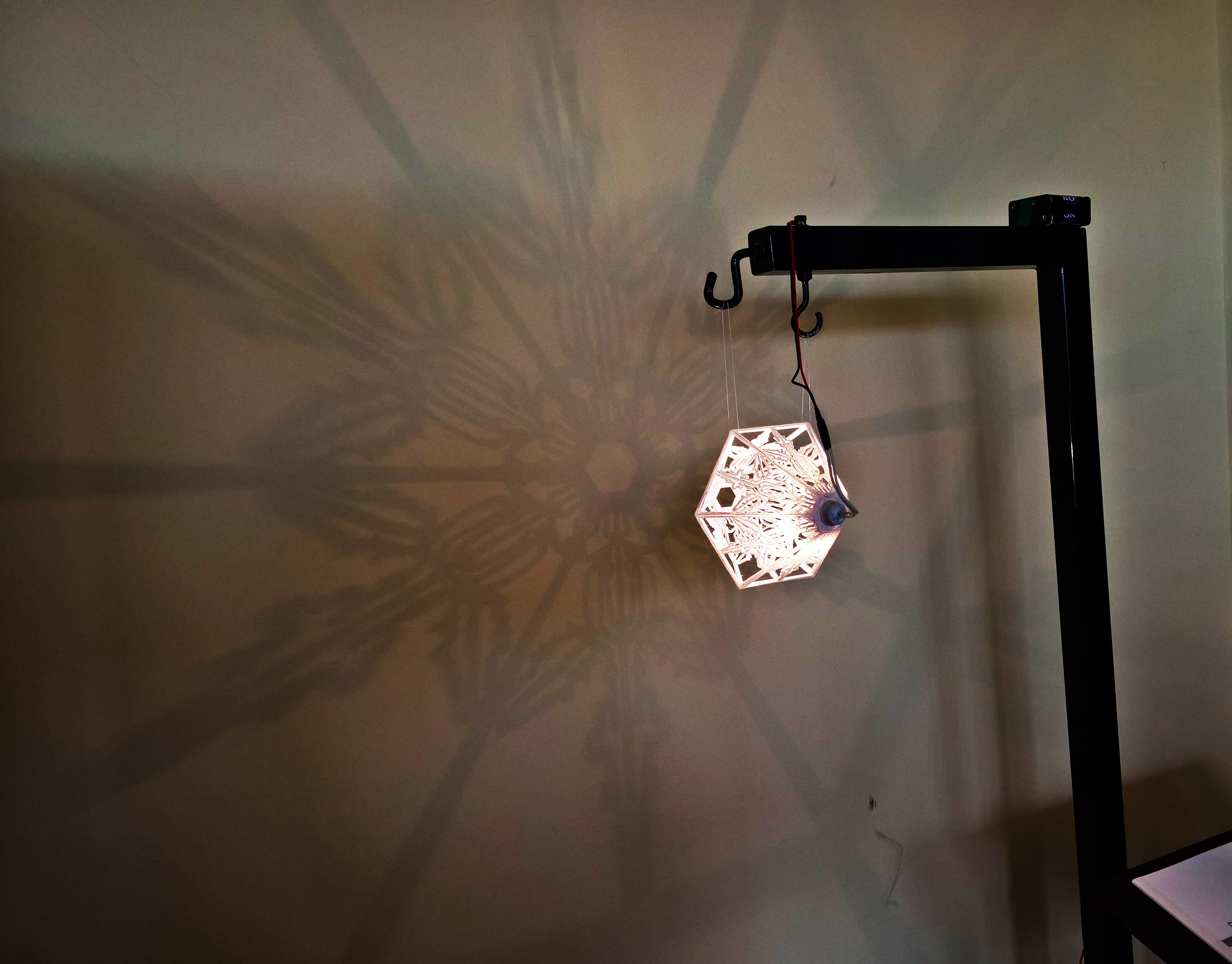 WP_20170626_11_47_03_Pro_02.jpg Download STL file 3D printed lamp pendant with unique light effects • Object to 3D print, BenJavor