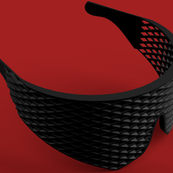 Pic2.png Download free STL file Super Sunshades - Print in Place • 3D printable design, Cisco3D