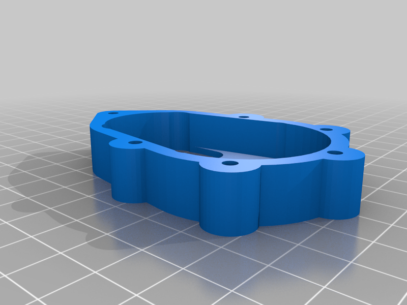part_rear_2.png Download free STL file Rear axle metal gearbox Brush • 3D printable design, TB3D