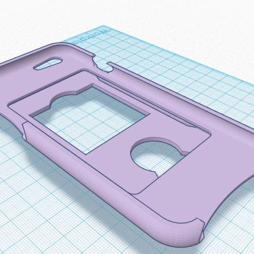 pic_1.jpg Download free STL file Card and iPhone in one • Design to 3D print, nicox178