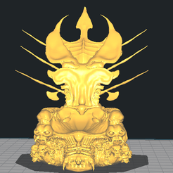 d5249fd8c45ac5944ac756e451efe7e6.0.png Download STL file predator clan leader throne • 3D printing template, sebastianvalenciasandoval