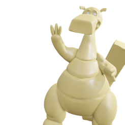 Bac cuerpo IMG.png Download free OBJ file Bic (Spartacus and the sun under the sea) • 3D printer template, robotekmania