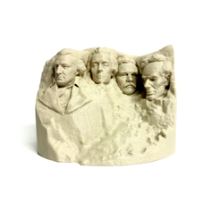 Capture d'écran 2017-09-21 à 12.54.01.png Download free STL file Stylized Mount Rushmore • Model to 3D print, 3DLirious
