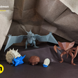 fossil-pokemon-wide.png Download file Low Poly Pokemon Collection 151 • 3D printable object, 3D-mon