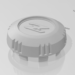 Capture.png Download free STL file Datsun 280zx wheel cap • 3D printer object, o4saken