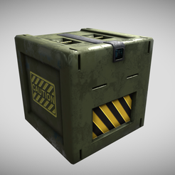 000.png Download 3DS file Sci Fi Box • 3D printable model, SimonTGriffiths