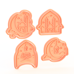 Screenshot_1.png Download STL file Tales cookie cutter set of 4 • 3D printable design, roxengames