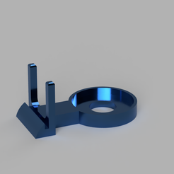 bougeoir.png Download STL file Candlestick • 3D print design, castor0697