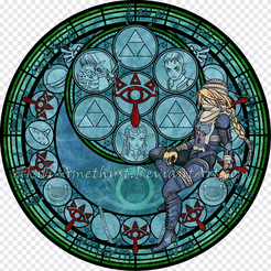 png-clipart-stained-glass-kingdom-hearts-chain-of-memories-princess-zelda-the-legend-of-zelda-the-wind-waker-stained-glass-pattern-glass-window.png Télécharger fichier STL gratuit LITHOPHANE ZELDA UNIVERSE - Sheikah • Design à imprimer en 3D, RustyVince