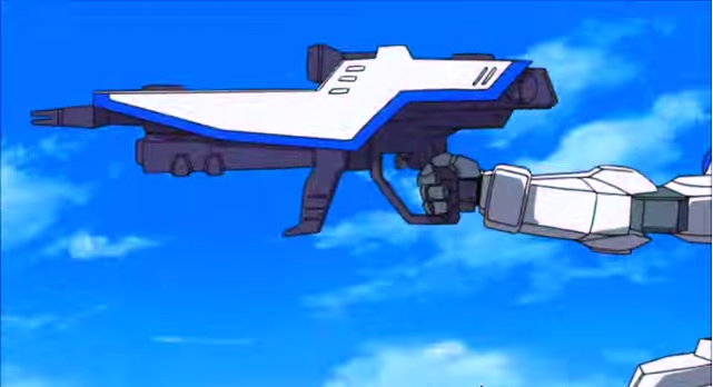 275F5BE3-2114-42AD-9433-CEF58D08FCCC.png Download free STL file 1/100 Master Grade Gundam SEED Beam Rifle Effects parts • 3D print template, Sentaifan101