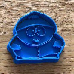 WhatsApp-Image-2021-03-04-at-10.16.26.jpeg Download STL file Cartman Cookie Cutter • 3D print object, Besonwsky