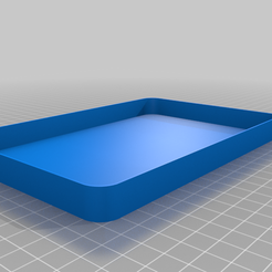 W_C_Drip_Tray.png Download free STL file Anycubic Wash & Cure Drip Tray • Design to 3D print, FreeBug