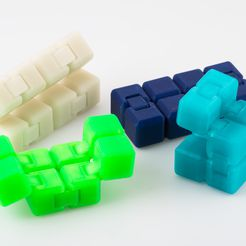 IMGP5831.jpg Download free STL file Fidget Cube Remix • Object to 3D print, WalterHsiao