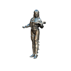 femalesorc.png Download free OBJ file Female Sorceress • 3D printer template, gepardowaty