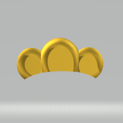 bloom-couronne.png Download OBJ file Bloom Charmix Crown • Template to 3D print, Alyeana