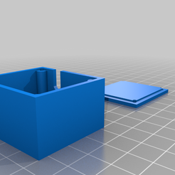 """Receiver_box_Gspeed_-_TGH.png Download free STL file receiver box for """"Team garage hack"""" dual servo mount and """"Gspeed"""" LCG chassis • 3D printer design, tmdario"""