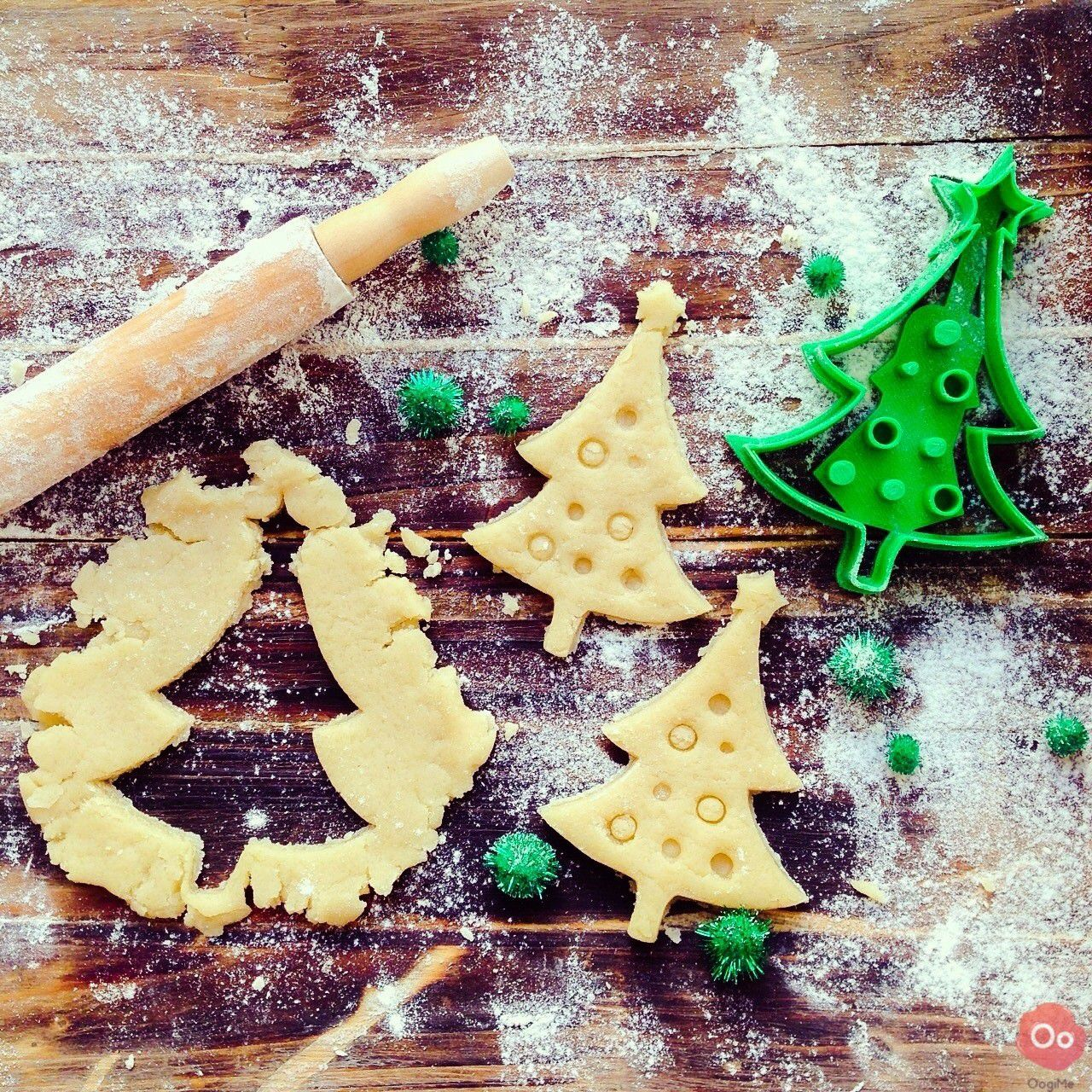 Christmas_Tree__Cookie_Cutter_2.jpg Download free STL file Christmas Tree Cookie Cutter • 3D printer model, OogiMe
