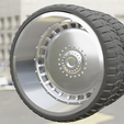 extra.png Download STL file WHEEL FOR CUSTOM TRUCK 25M-R1 (FRONT AND DOUBLED BACK) • 3D printing model, Pixel3D