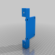 bottom_mount.png Download free STL file Raspberry 3A Case with 2020 mount • 3D printing model, BePrint