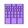 34_bins_1_171026.STL Download free STL file Sorting Trays - 16 Different Styles • 3D printing template, gCreate