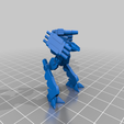 LocustIIC6mm-2.png Download free STL file 6mm Collection • 3D print model, IonRaptor