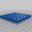 b71e8db37e27753792ee0925eec992c8.png Download free STL file Placemat Chainmail Fabric • 3D printer object, ThinkSolutions