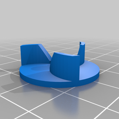 Rotor_M2.png Download free STL file 3D printed mini water pump 12V • 3D printer object, srmarquetto