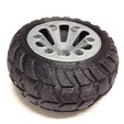 4.png Download free STL file Set of wheels for OpenRC Truggy • Design to 3D print, Palmiga
