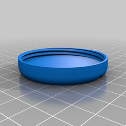 small_cap_pill.png Download free STL file Giant Magnesium pill • 3D print template, Valtininks