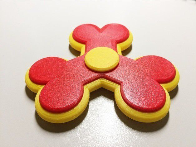 Dog_spinner_with_covers.jpg Download free STL file Dog spinner • Design to 3D print, Pauerbuk