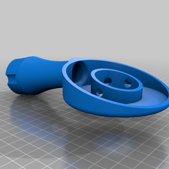 dyson_dust_v3.png Download free STL file Dyson Bigball Drill Dust Vacuum • 3D print template, Schnello