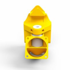a8ef1b456f1332aa90b8cc769628d0bf_display_large.jpg Download free STL file Compact Prusa i3 Bowden Extruder X-Carriage • Object to 3D print, Palemar